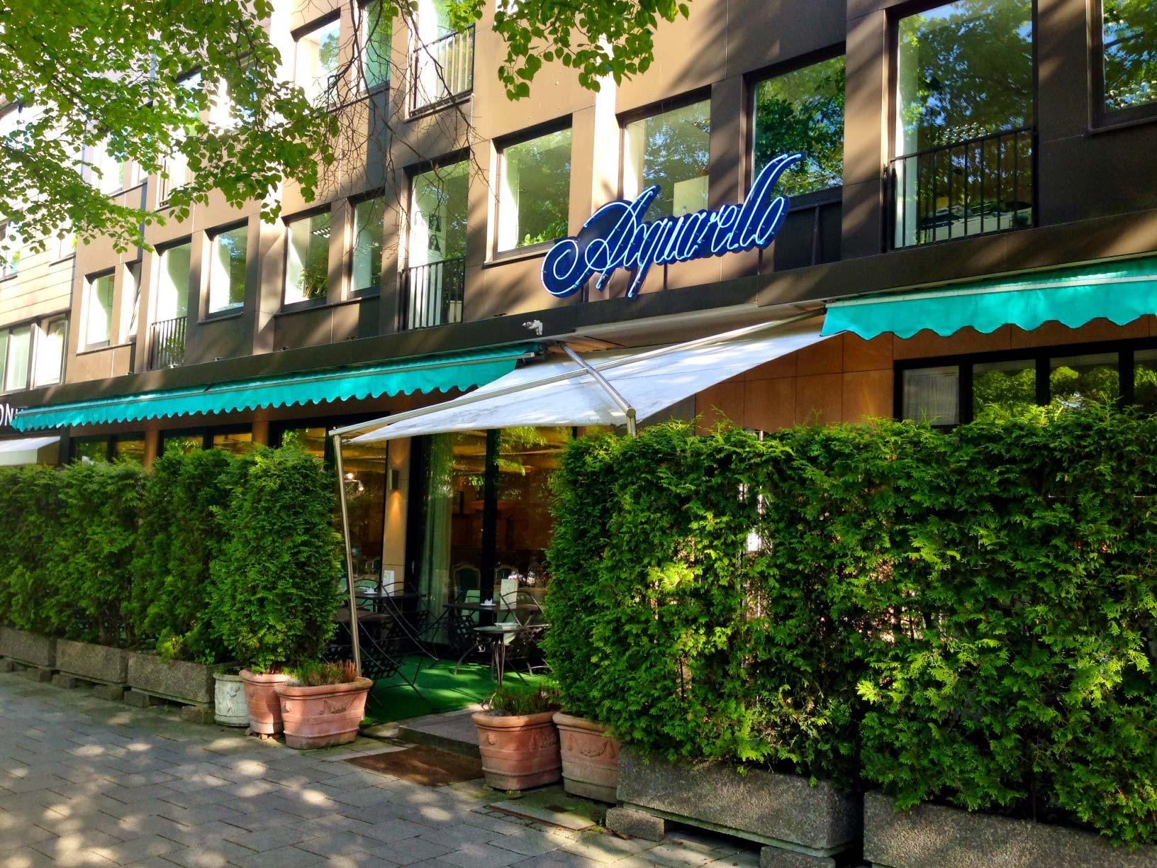 Restaurant-Acquarello