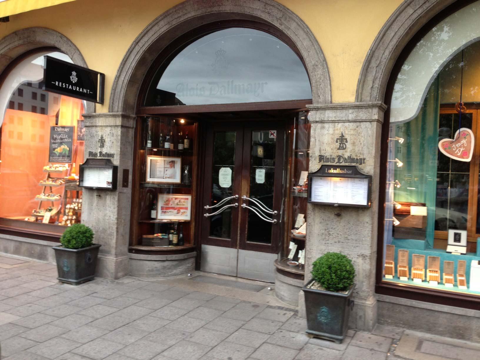 Restaurant-Dallmayr