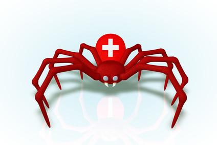 Жажда убивать: Swiss made!