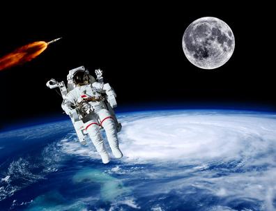 Ух ты, ах ты, все мы космонавты!